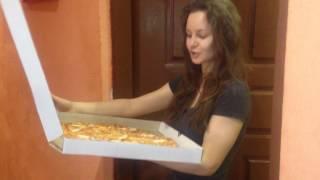 видео заказать пиццу в рязани