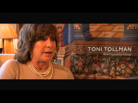 An Interview with Beatrice Tollman President & Founder of The Red Carnation Hotel Collection