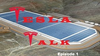 Model 3 news, Model S vs Model 3 and what has Texas done. : Tesla Talk Episode 1