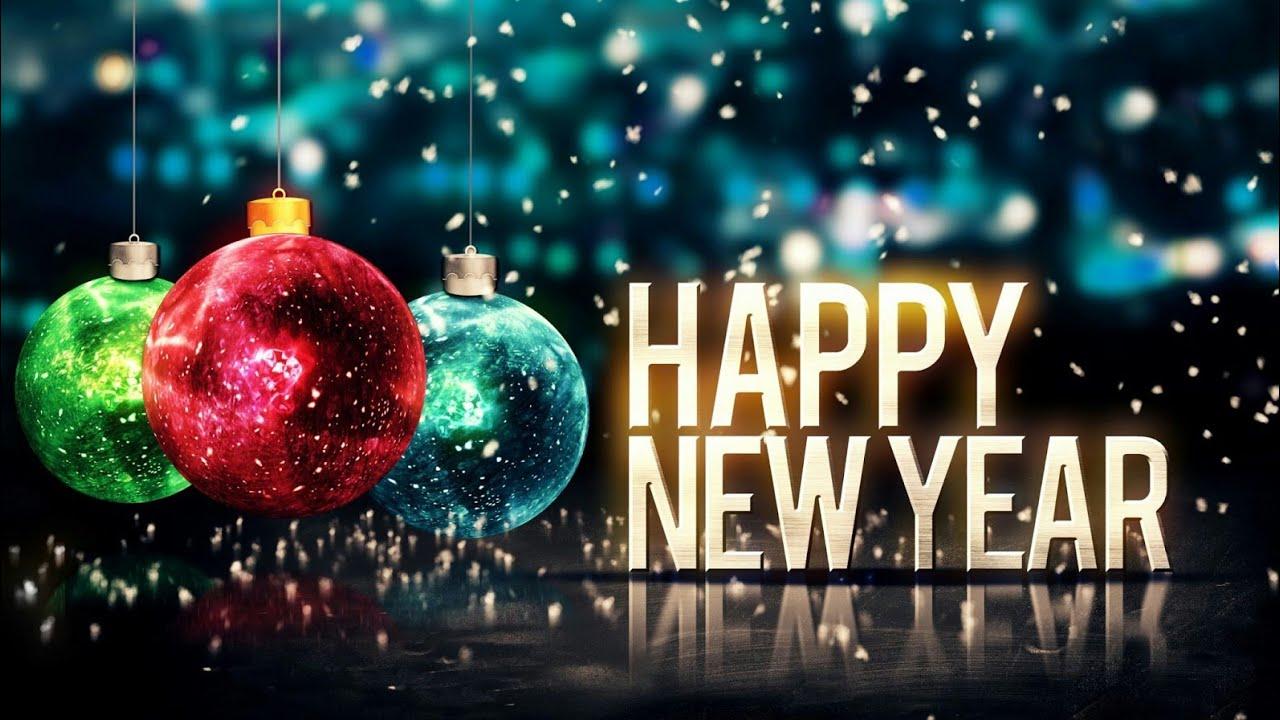 Happy New Year 2018. (Funny clip) - YouTube