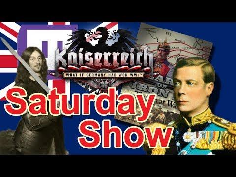 The Saturday Show - HOI IV & War Thunder Fun! |