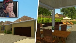 House Flipper - Breaking Bad Backyard (House Complete)