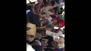 MIDNIGHT EXPRESS Singers San Manuel Powwow 2015 Saturday Afternoon