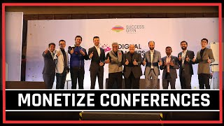 How To Monetize Conferences?