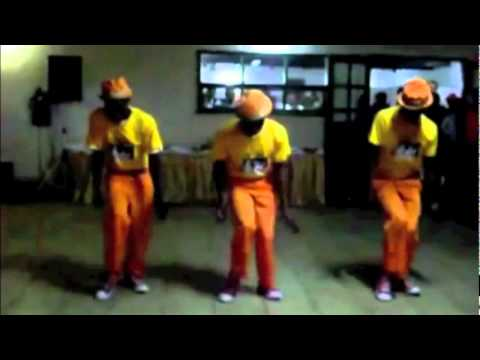 Mafaro.com - African influence for Beyonce's who run the world (girls) Dance moves.flv