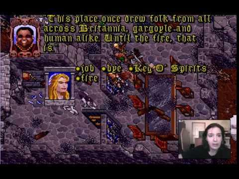 Ultima VII: Magic Music