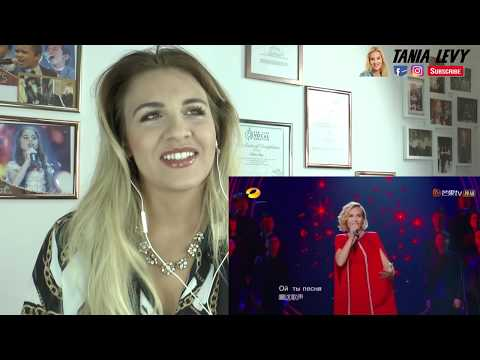 Vocal Coach |explains  Polina Gagarina《喀秋莎 Катюша》《歌手2019》 Singer // Преподаватель вокала