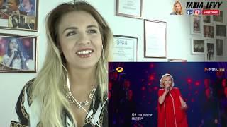 Download Vocal Coach |explains  Polina Gagarina《喀秋莎 Катюша》《歌手2019》 Singer // Преподаватель вокала Mp3 and Videos