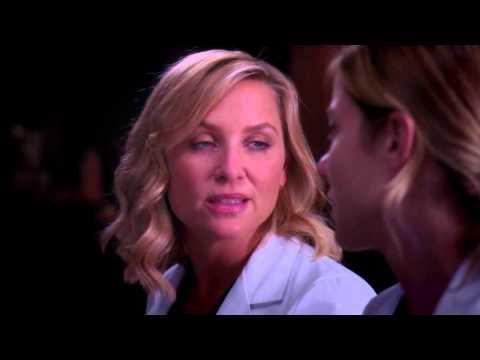 Arizona and Leah Grey's Anatomy S10 Part 6