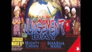 SHASHAMANE VS MIGHTY CROWN   DUB FI DUB  2008.