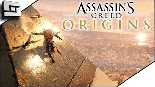 HOT ASSASSINATION ACTION! Assassin's Creed Origins Gameplay in 4k!
