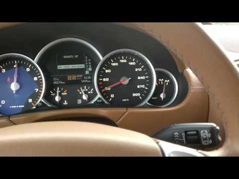Porsche cayenne turbo 0-100km/h in albania