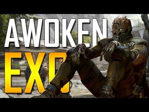 Discussing Destiny - Races, Exo, Awoken, Deadbox, Hawk & More!