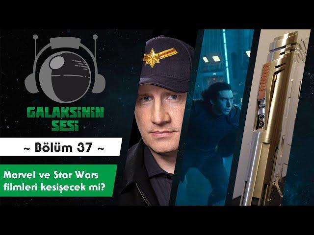EP 37 - Marvel ve Star Wars filmleri kesişecek mi?