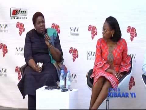 Vidéo - New African Woman forum 2017