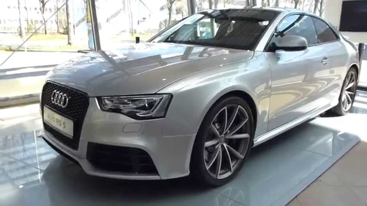 2014 audi rs5 coupe quattro 4 2 v8 450 hp 250 km h 155 mph see also playlist