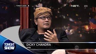 Dicky Chandra Politisi Tanpa Partai