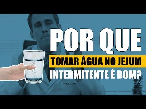 Por Que Tomar Água No Jejum Intermitente É Bom? | Dr. Juliano Pimentel