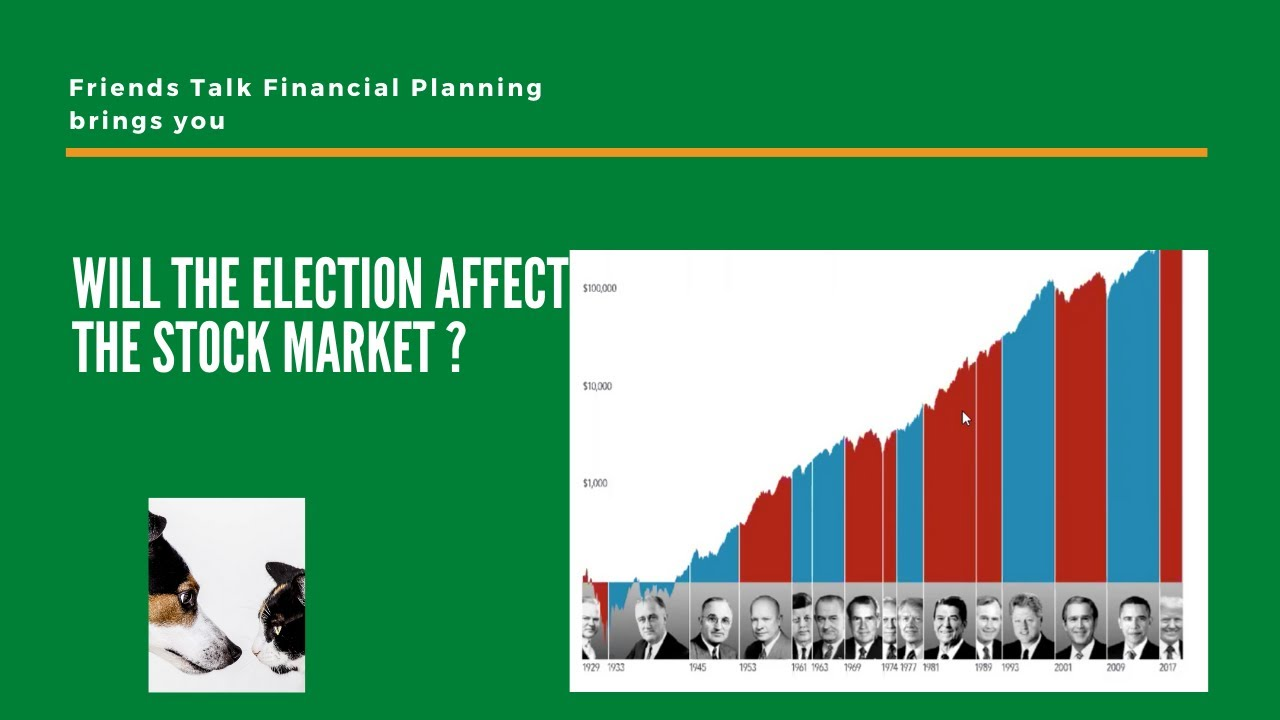 Stock market and election--does it matter?