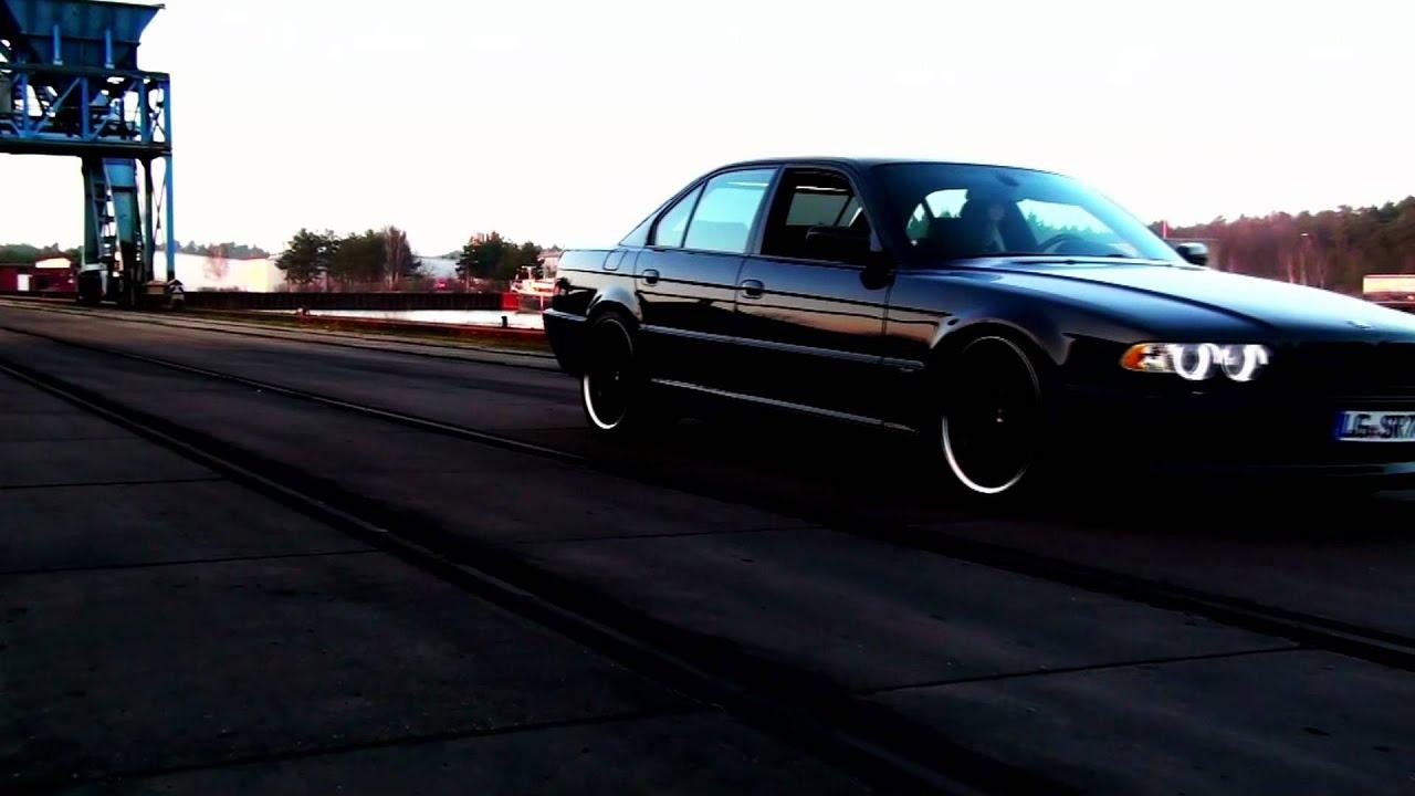 Bmw 740 E38 V8 Black Beauty 3 Youtube