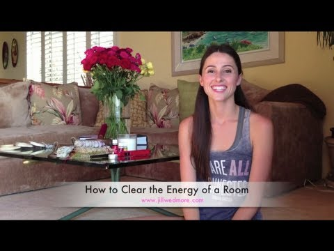 How To Clear The Energy Of A Room