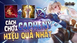 [Kinas] nếu bạn không chơi tốt Capheny hãy xem video clip này Gánh Team Luôn