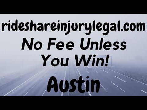 Uber Accident Attorney Austin - Get a No-Risk Consultation - No Fee Unless You Get Paid - Видео онлайн