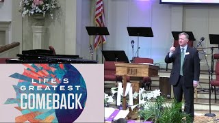 April 4, 2021 Service [Trimmed] at First Baptist Thomson, Streaming License 201531172