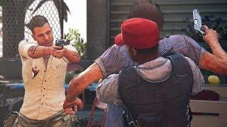 Uncharted 4 Mod: Shoreline vs Nathan Drake's Clone Army