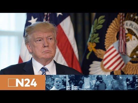 """Nachrichten - """"Geladen und entsichert"""" – Trump erklärt USA für einsatzbereit"""