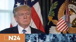"""Nachrichten - Geladen und entsichert"""" - Trump erklrt USA fr einsatzbereit"""