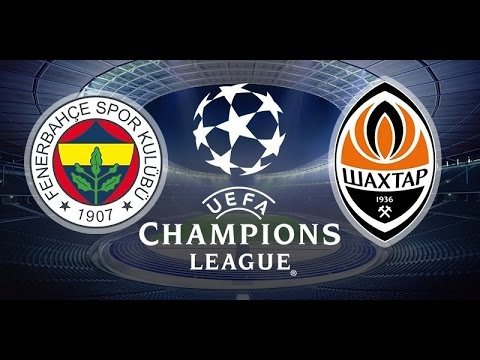 ПРОГНОЗ:  Фенербахче - Шахтер [FIFA 15]  Лига Чемпионов 2015-16, 3 отборочный раунд