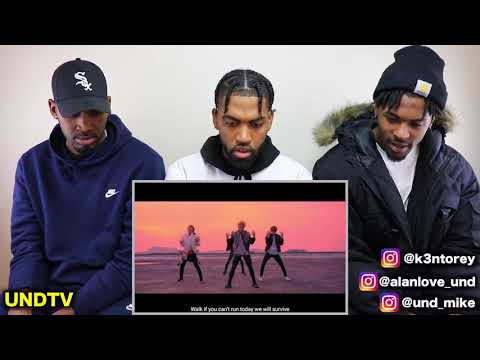 BTS (방탄소년단) NOT TODAY [REACTION]