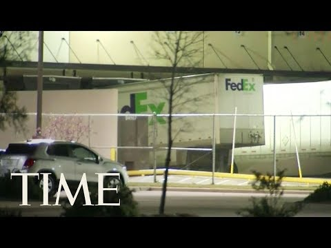 Explosion At Texas FedEx Plant Is The Fifth Attack Linked To Austin Serial Bomber, FBI Says | TIME