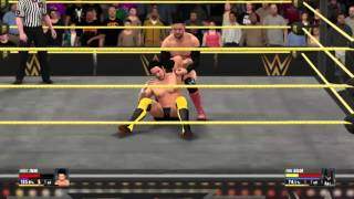 WWE 2K16 - quick tips for grapples and submissions