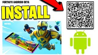 *NEW* How To DOWNLOAD FORTNITE MOBILE ANDROID Beta On ANY Android Device
