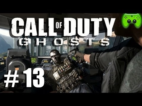 Call of Duty: Ghosts Singleplayer