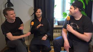 """Exclusive: The Rasmus interview about """"Bones"""""""