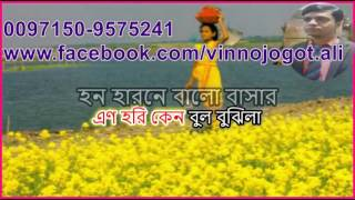 Modhu Hoi Hoi Karaoke by ALI