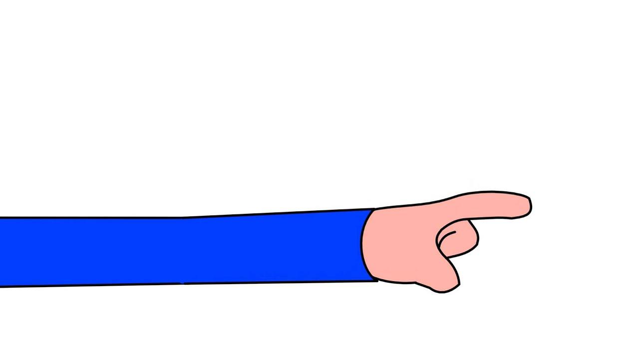 finger pointing cartoon test youtube rh youtube com cartoon finger pointing forward cartoon pointing finger at himself