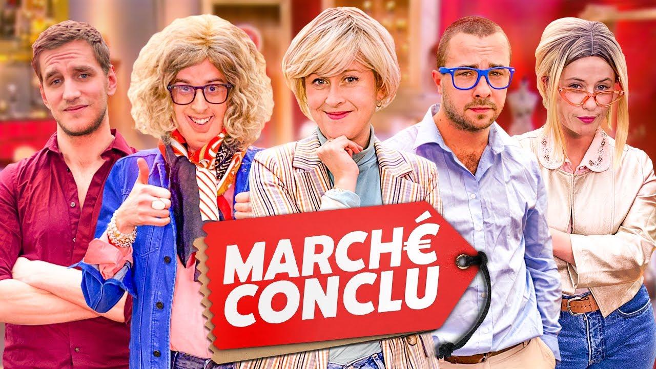 Marché Conclu - Le Monde à L'Envers