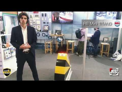 EXPO Todo en Seguridad   Roadblocker MiniTitano MAC   RSeguridad