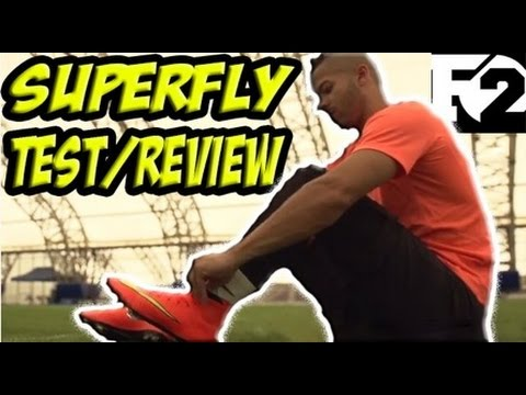 Nike Mercurial Superfly FG Boot Test & Review