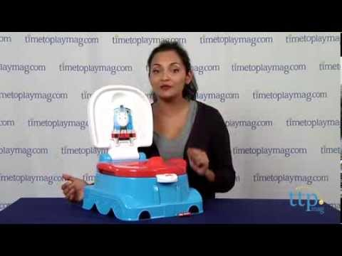Thomas & Friends Thomas Railroad Rewards Potty From Fisher-Price