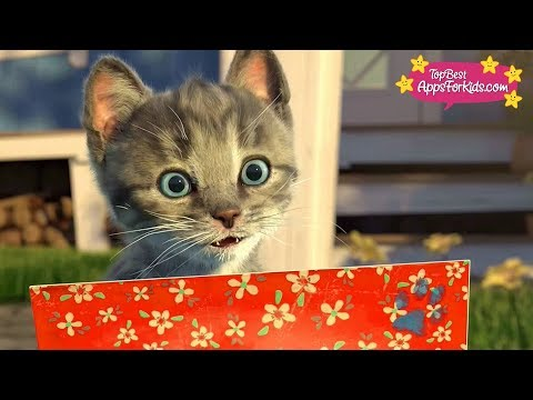 Little Kitten Adventures  ⭐️ New Virtual Pet Game ⭐️ Top Best Apps For Kids