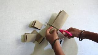 Paper Wind Chimes | How To Make Wind Chimes Out Of Paper | Diy Wind Chimes