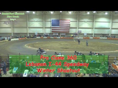 Pro Clone 360- I-44 Speedway Winter Shootout 1-19-2018
