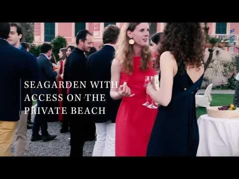 La Spagnuola Gavotti Wedding & Event villa on the Liguria Riviera