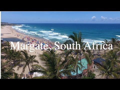 4K Margate Drone Footage