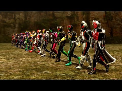 仮面ライダーバトライド・ウォーⅡ / Kamen Rider Battride War 2 - Story ch79